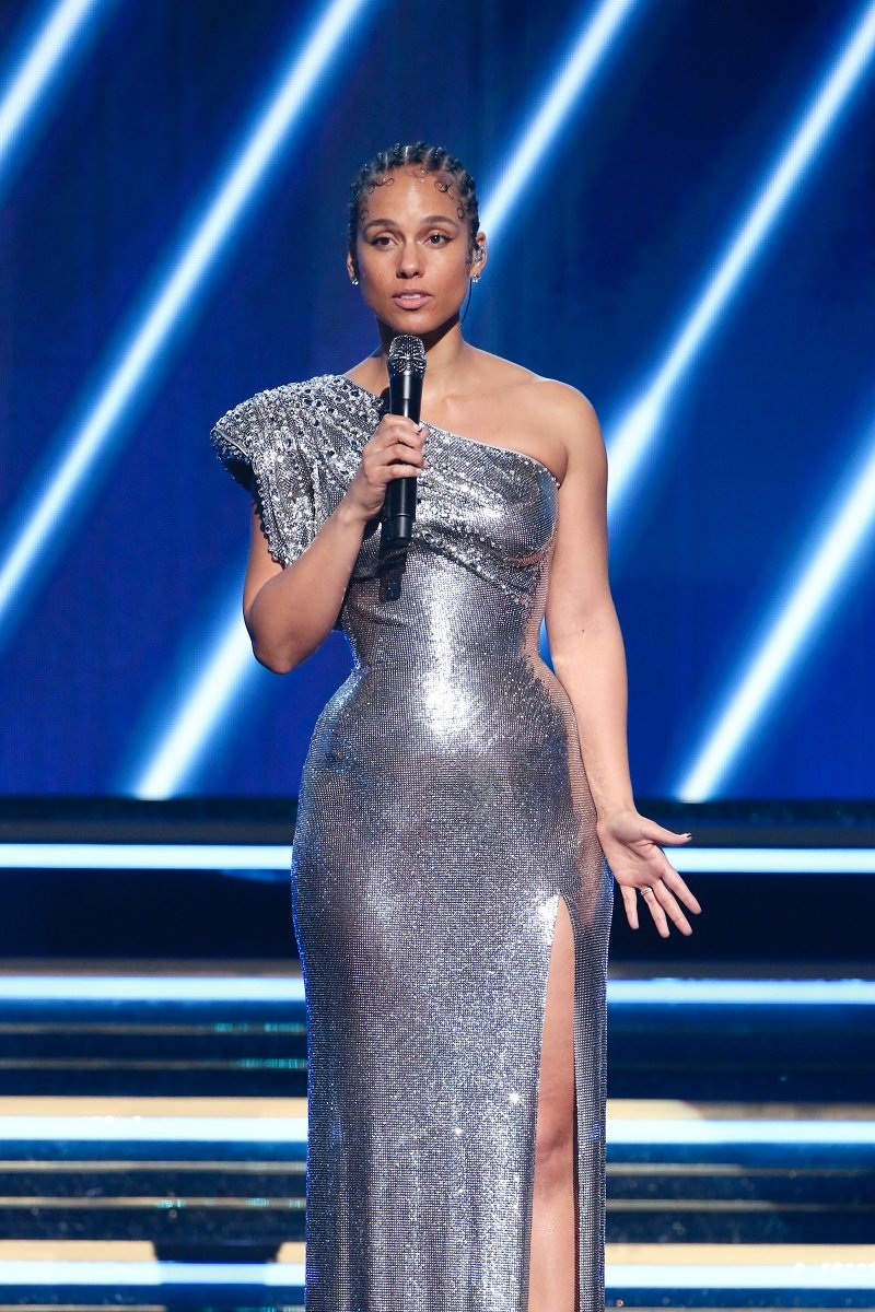 Alicia Keys in Los Angeles, California, on January 26, 2020 | Photo: Getty Images