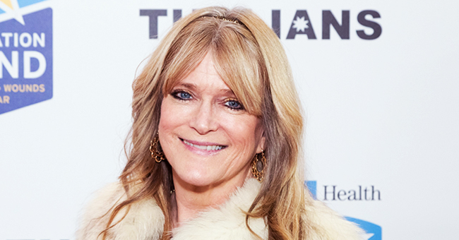 Susan Olsen Celebrates Her Birthday by Returning to the 'Brady Bunch' House (Photo)
