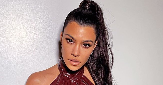 Kourtney Kardashian from KUWTK Shares Video of Younger Son Reign Talking to His Elf on the Shelf