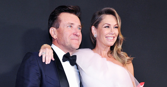 Kym and Robert Herjavec of 'Shark Tank' Celebrate 3 Years of Marriage by Sharing Rare Wedding Photos and Videos