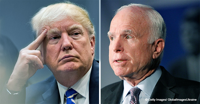 Fox News Hosts Join Sensational Discussion of Donald Trump Slamming Late John McCain