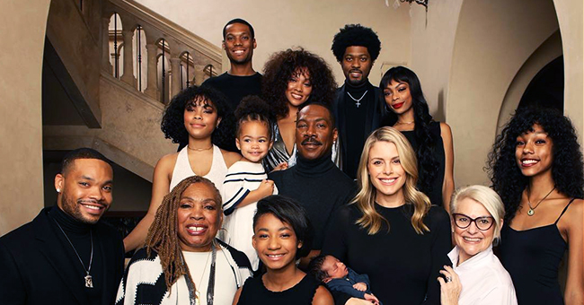 Eddie Murphy's 10 Children from Five Different Mothers