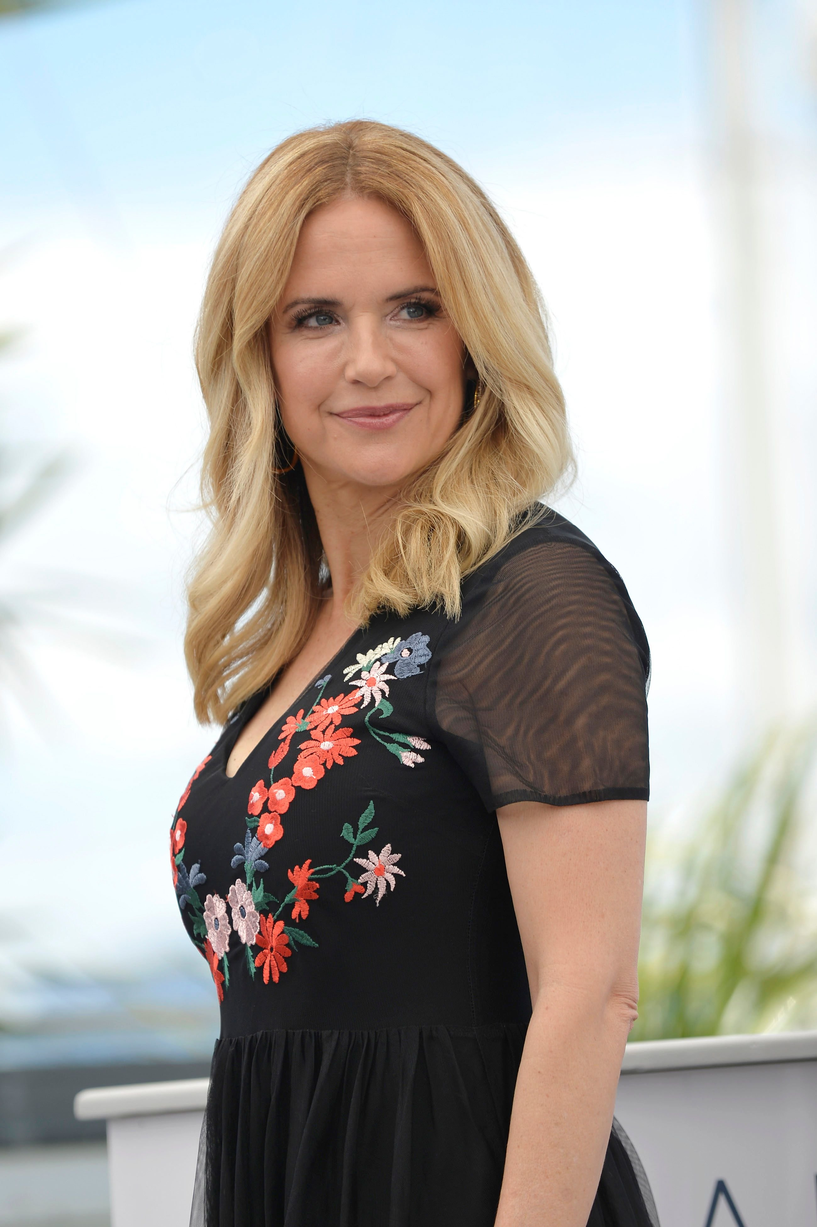 Kelly Preston at the 71st Cannes Film Festival in 2018. | Photo: Getty Images