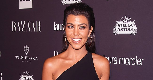 Kourtney Kardashian from KUWTK Shares Cute Video of Son Reign Meditating & Fans Love It