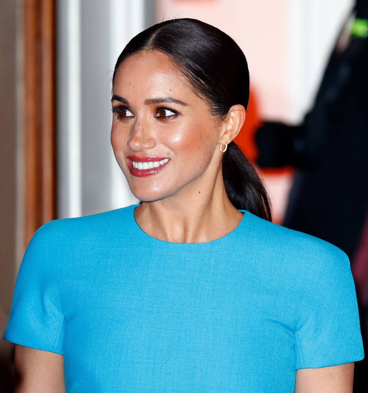 Meghan Markle at The Endeavour Fund Awards at Mansion House on March 5, 2020.   Getty Images
