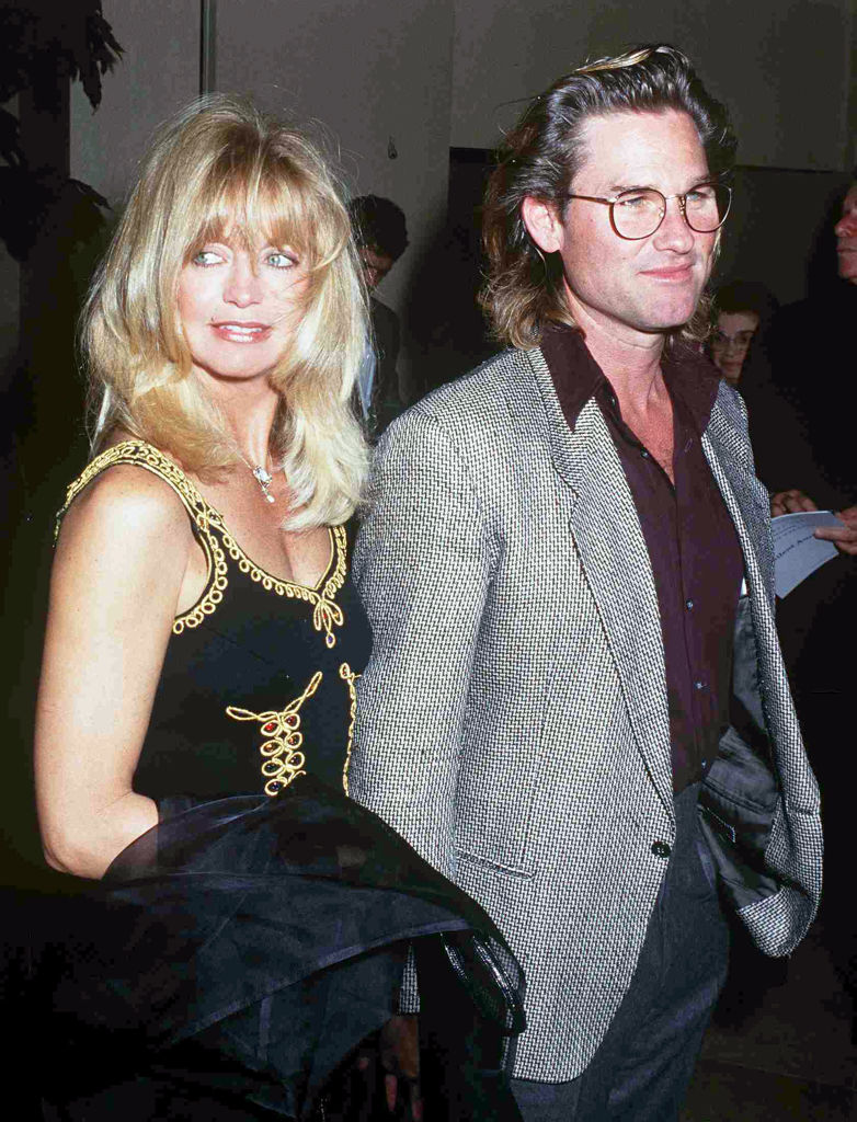 Image Credits: Getty Images / Goldie Hawn and Kurt Russell