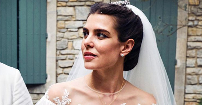 Grace Kelly's Granddaughter Charlotte Casiraghi Has a Second Wedding Ceremony with Husband Dimitri Rassam