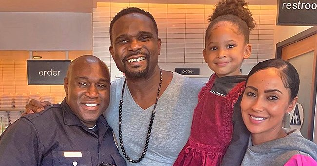 Darius McCrary of 'Family Matters' Shares New Photo with Ex-Wife & Daughter Zoey Amid Quarantine