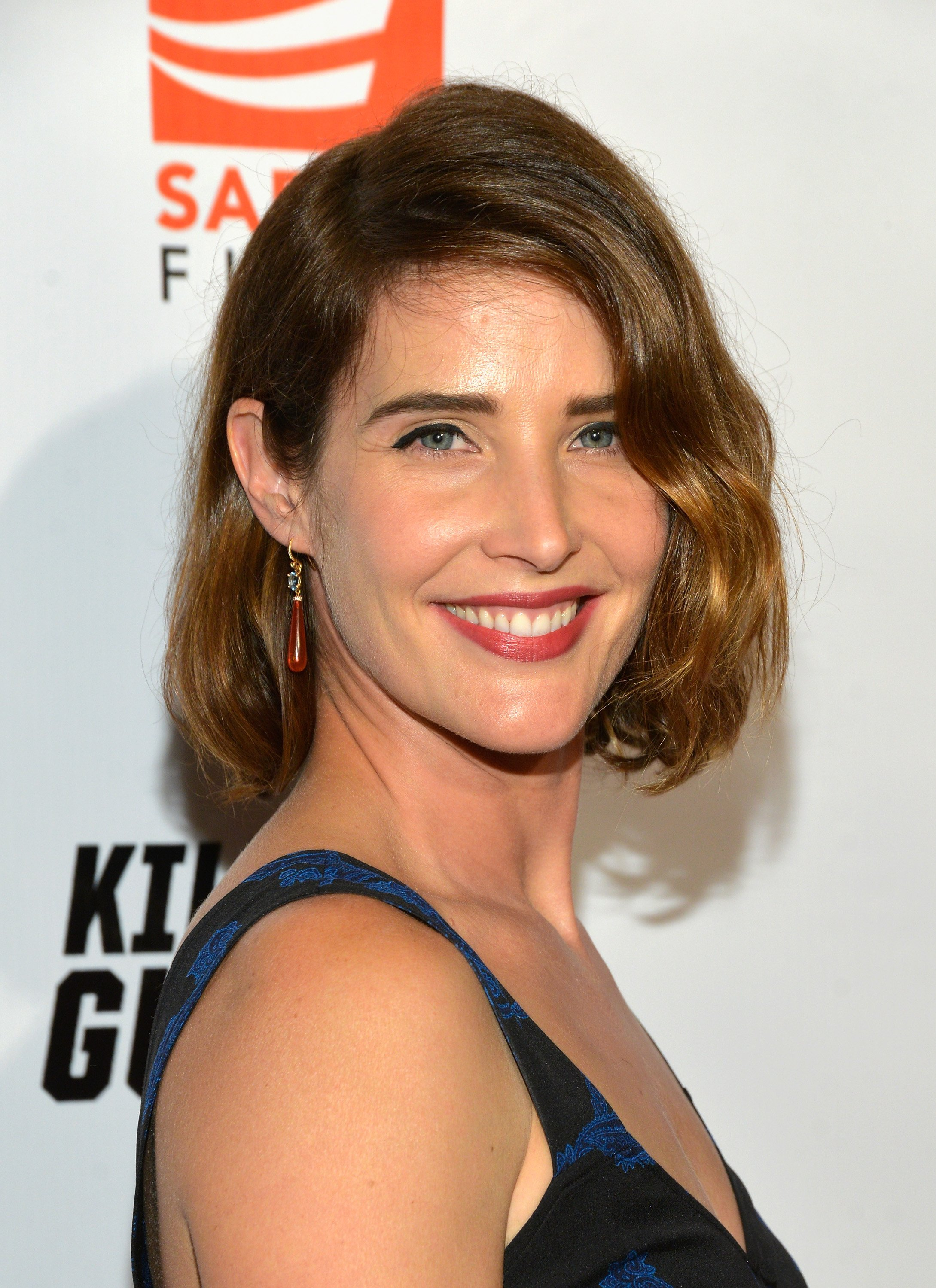 Cobie Smulders am TCL Chinese Theatre am 14. Oktober 2017 in Hollywood, Kalifornien. | Quelle: Getty Images