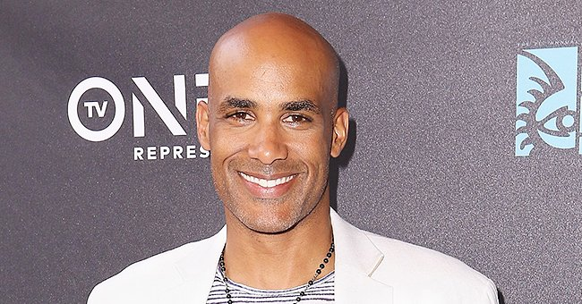 Boris Kodjoe Glows Alongside His Son and Daughter in a Sweet Father's Day Video
