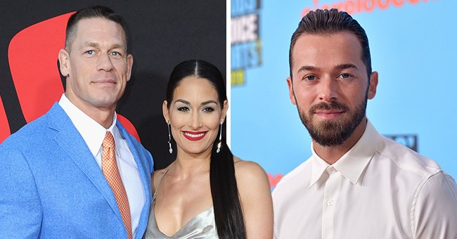 Nikki Bella Admits She Wasn't Attracted to Fiancé Artem Chigvintsev While Engaged to John Cena