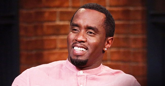 P Diddy Shares Throwback Family Photo with His 6 Kids on National Siblings Day