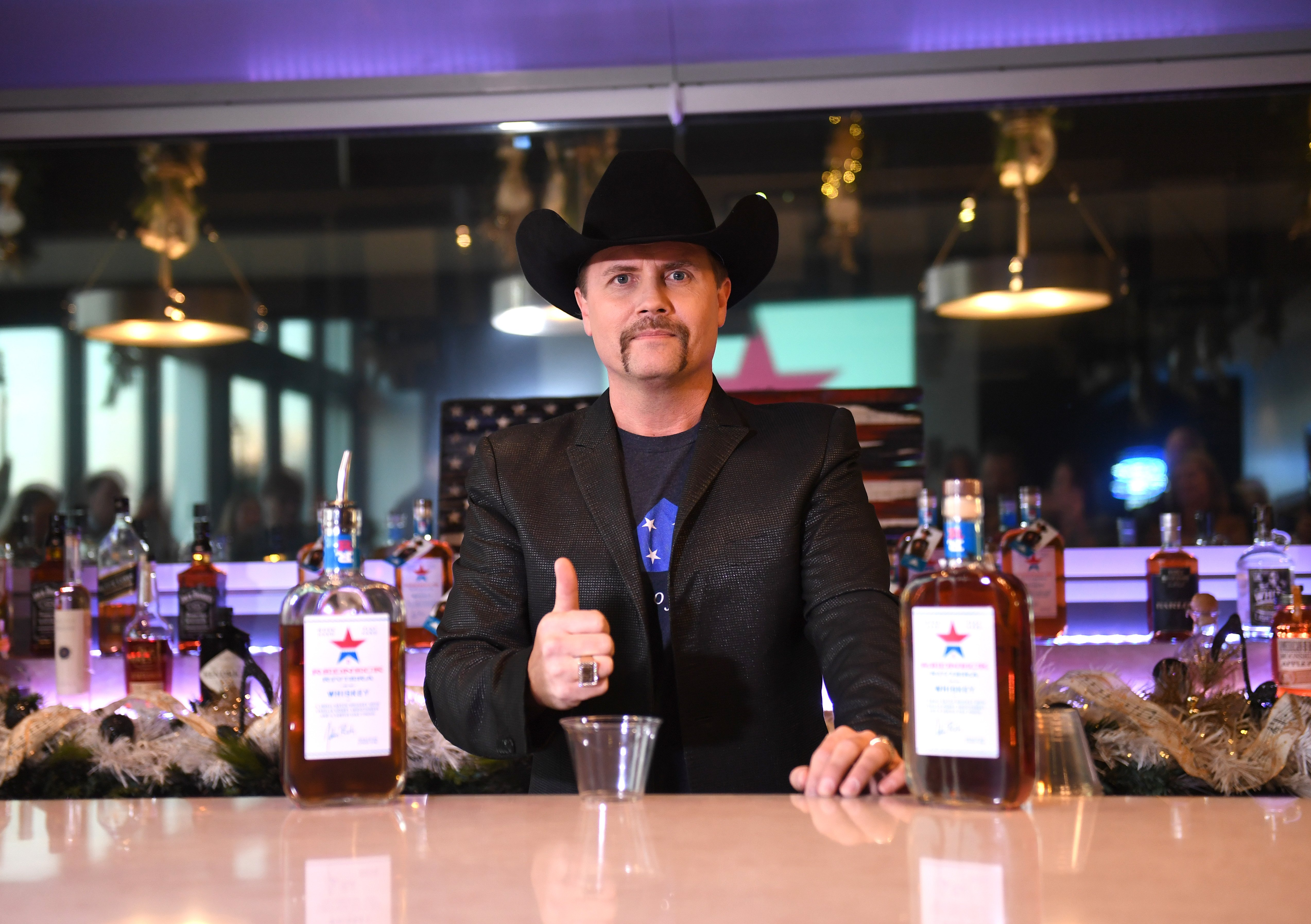 John Rich of the band Big & Rich is seen at Mount Richmore on January 05, 2019 in Nashville, Tennessee. | Source: Getty Images