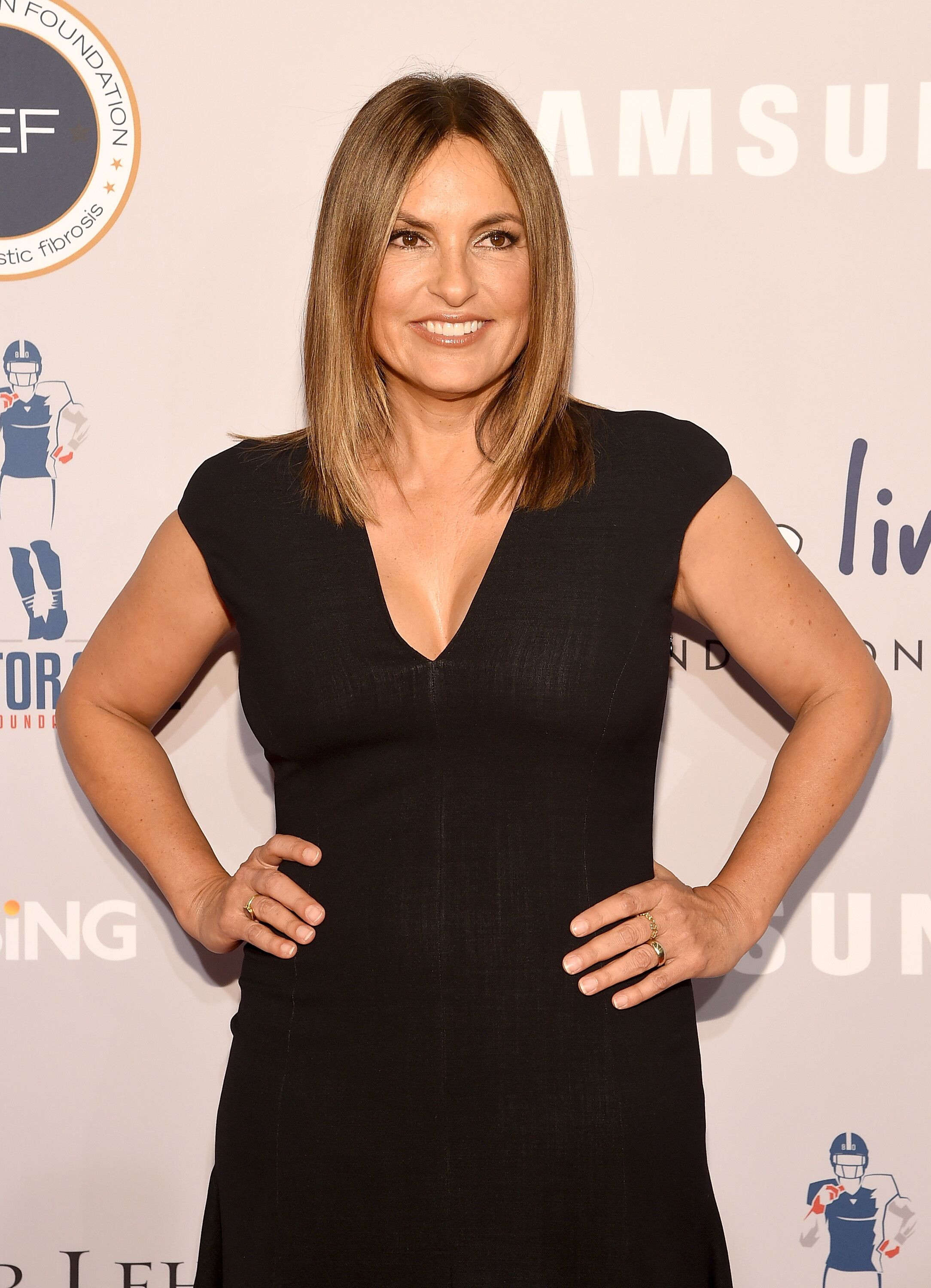 Mariska Hargitay attends the Samsung Charity Gala 2018. | Source: Getty Images