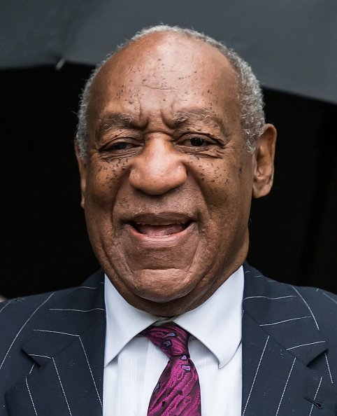 Bill Cosby arrives for sentencing at the Montgomery County Courthouse | Photo: Getty Images