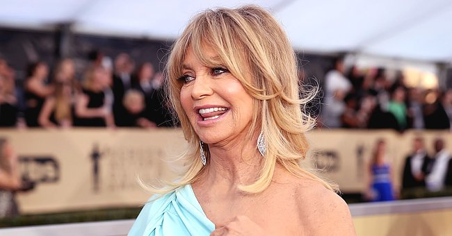 Goldie Hawn Shows off Energetic Dance Moves in a New Video