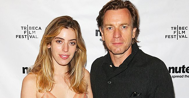 Ewan McGregor's Daughter Clara Bitten in the Face by Dog Minutes before Her Red Carpet Walk