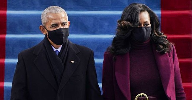 Fans Can't Stop Gushing Over Michelle Obama's Stunning Hairstyle at Joe Biden's Inauguration