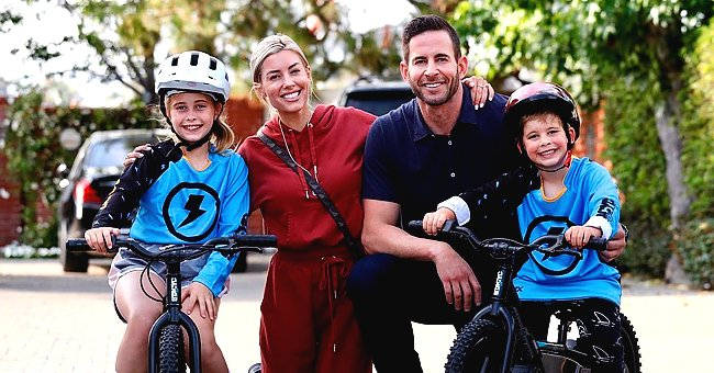 Christina Anstead's Ex Tarek El Moussa Spends Quality Time with Kids and Girlfriend Heather