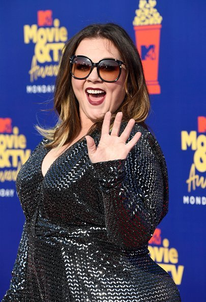 Melissa McCarthy at the 2019 MTV Movie and TV Awards on June 15, 2019 in Santa Monica, California | Photo: Getty Images