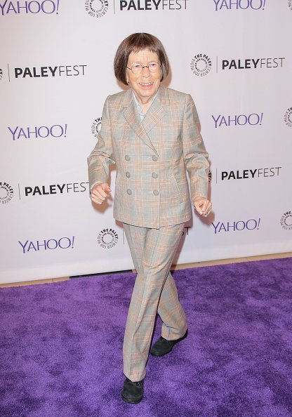 Linda Hunt, PaleyFest 2015, 'NCIS: Los Angeles' | Quelle: Getty Images