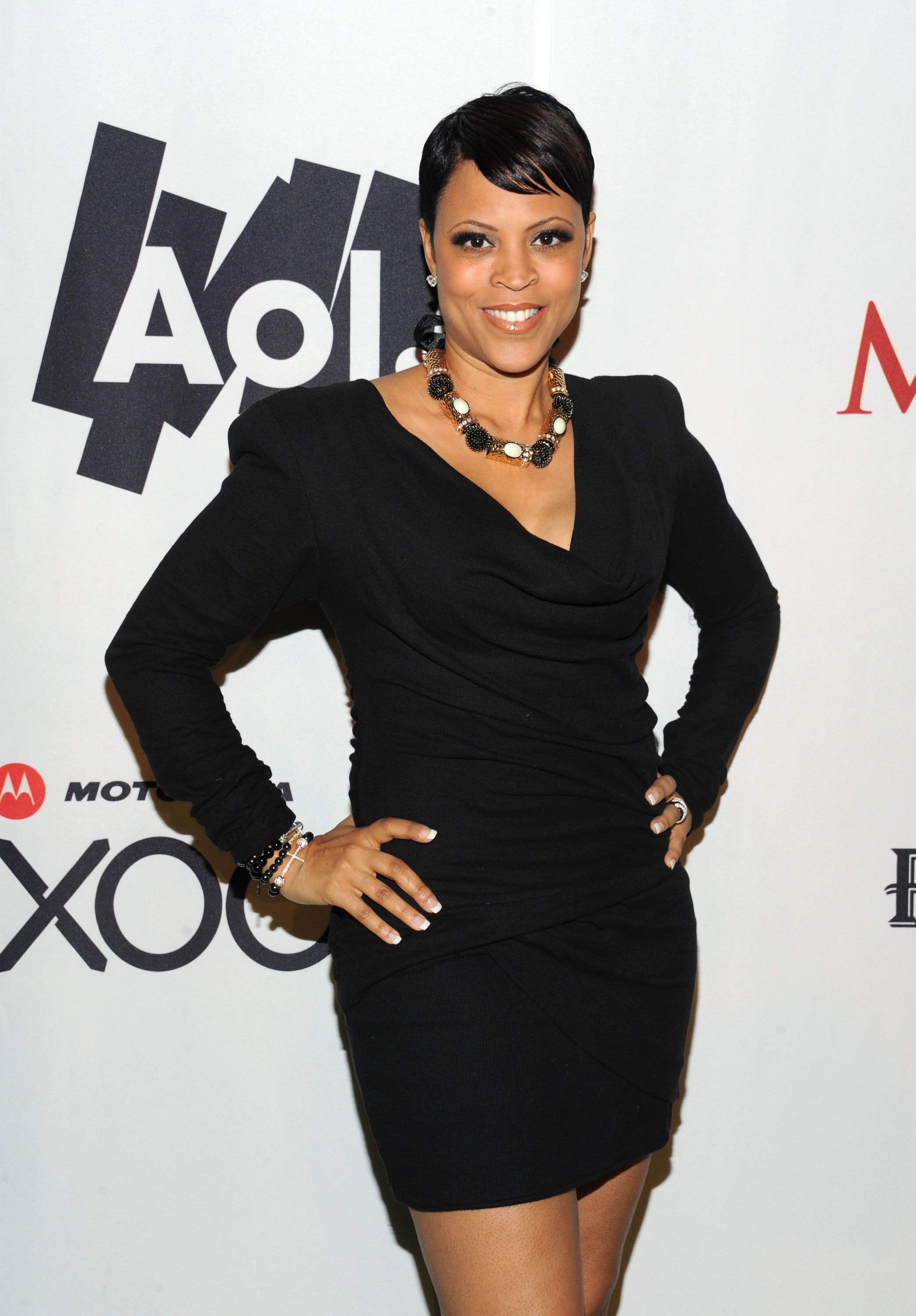 Shaunie O'Neal attends the Maxim party powered by Motorola Xoom at Centennial Hall at Fair Park on February 5, 2011 in Dallas, Texas.   Source: Getty Images