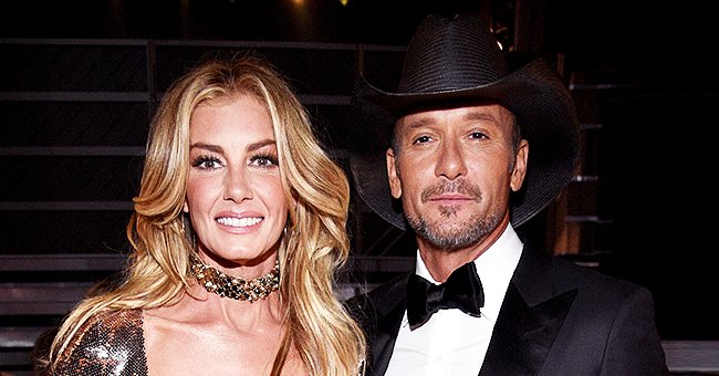 Tim McGraw Jokes That Marriage with Faith Hill Feels like They've Been Together for 82 Years