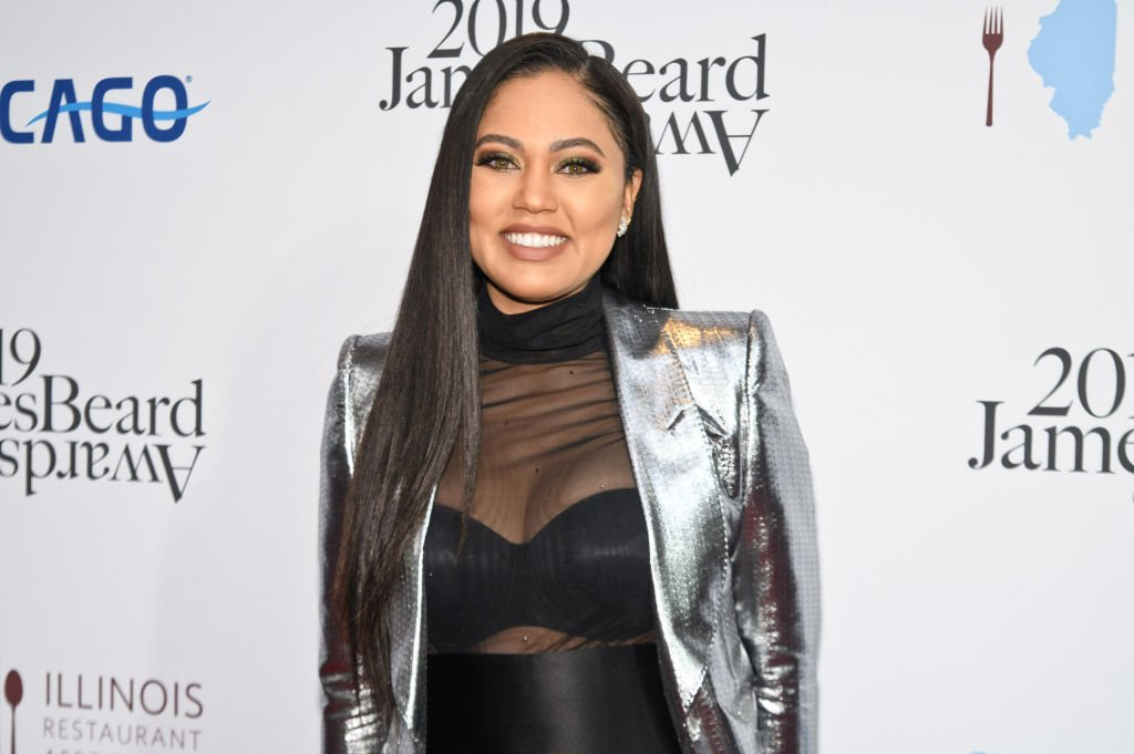 Ayesha Curry attends the 2019 James Beard Awards at Lyric Opera Of Chicago on May 06, 2019. | Photo: Getty Images