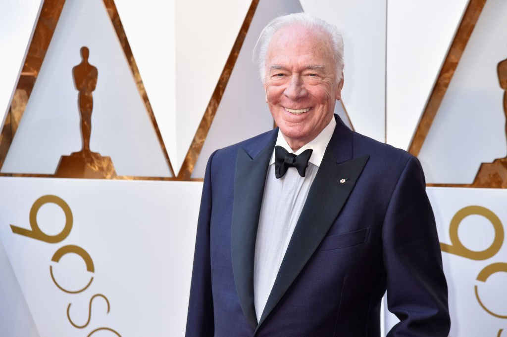 Christopher Plummer attends the 90th Annual Academy Awards at Hollywood & Highland Center on March 4, 2018   Photo: Getty Images