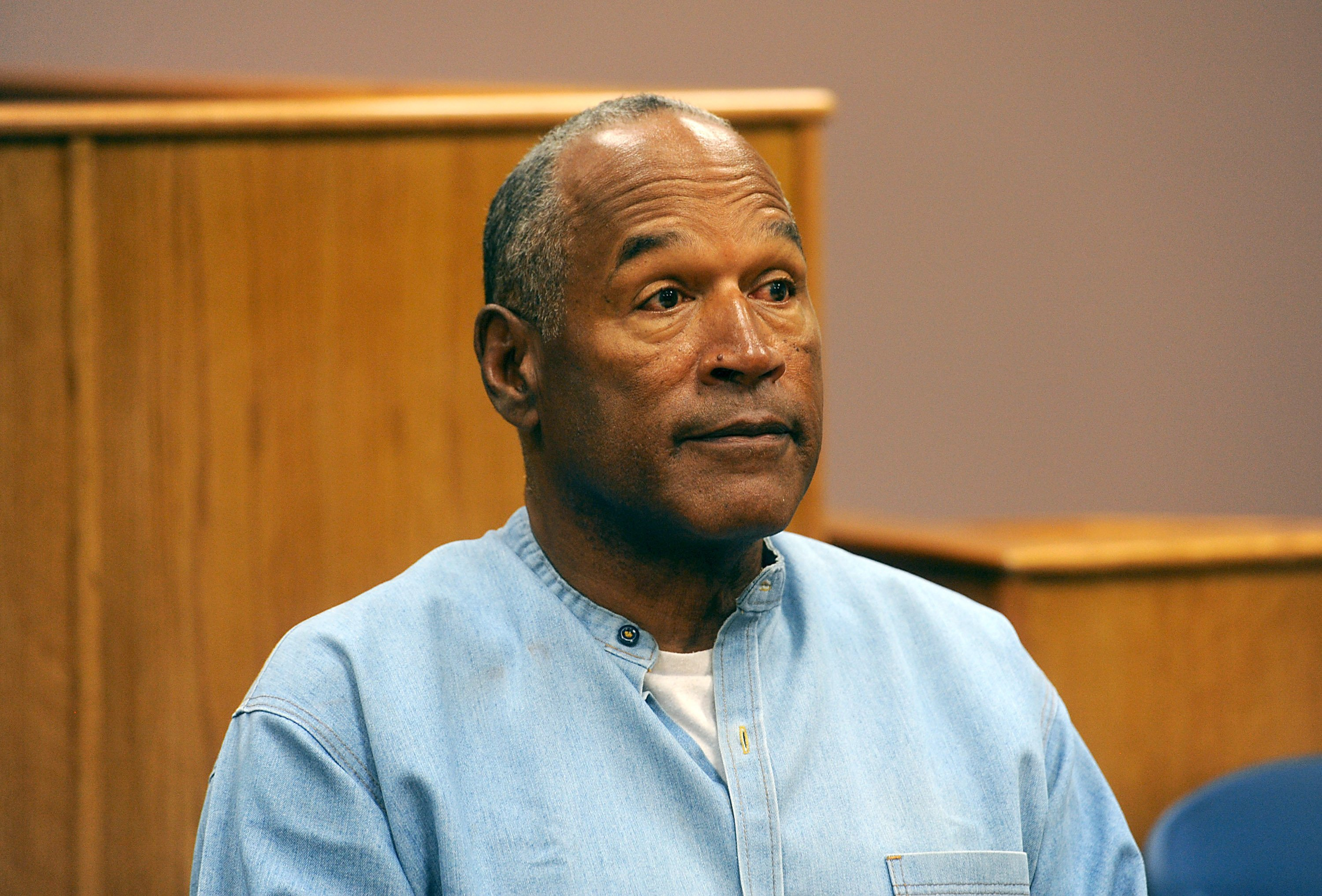 O.J. Simpson attends a parole hearing at Lovelock Correctional Center July 20, 2017. | Photo: GettyImages
