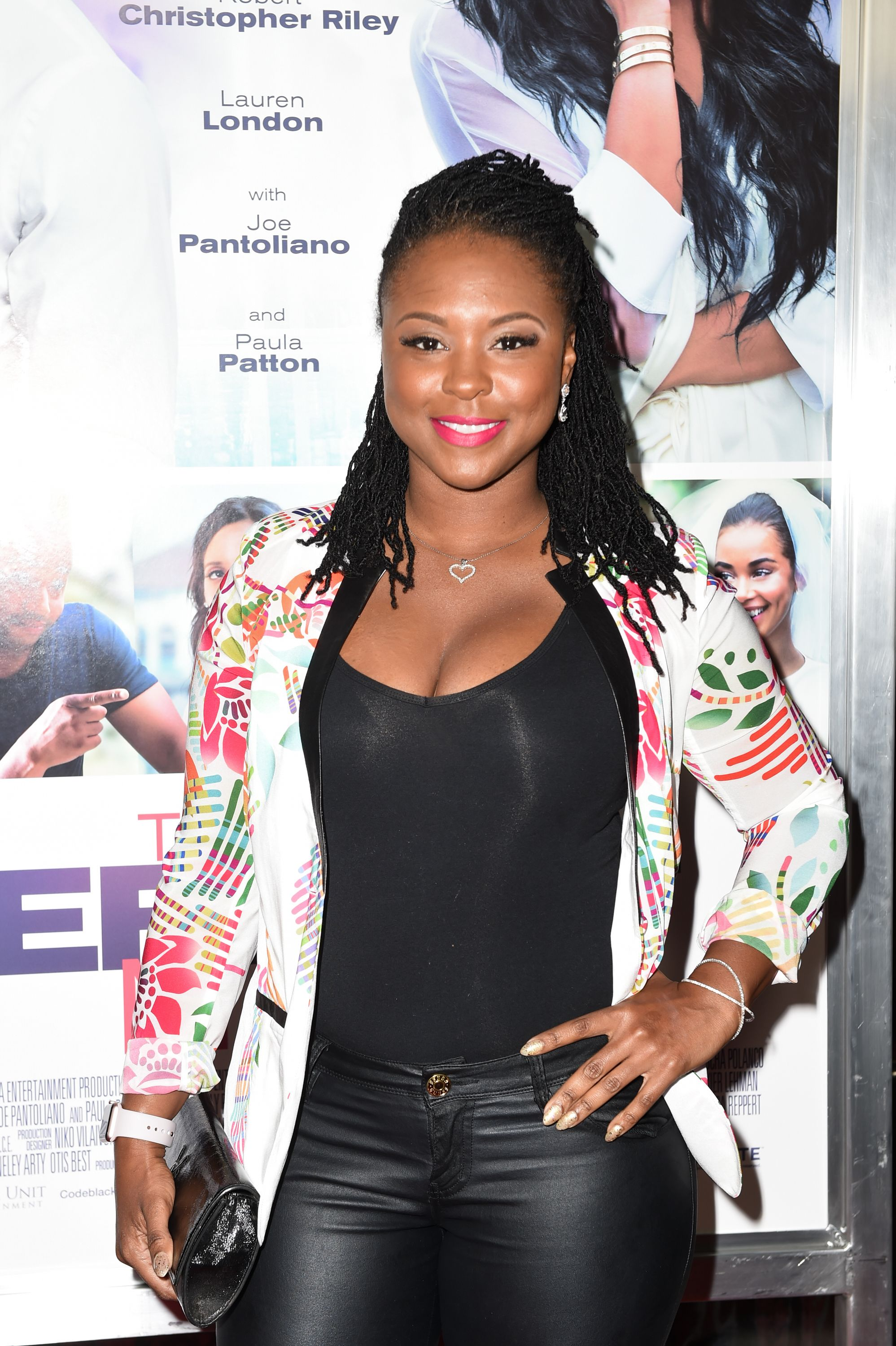 Torrei Hart during the premiere of Lionsgate's 'The Perfect Match' at ArcLight Hollywood on March 7, 2016 in Hollywood, California. | Source: Getty Images