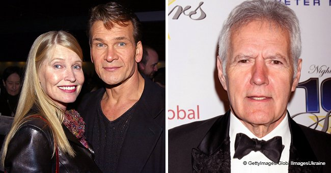 Lisa Niemi Swayze Expresses Her Support to Alex Trebek Amid Cancer Battle