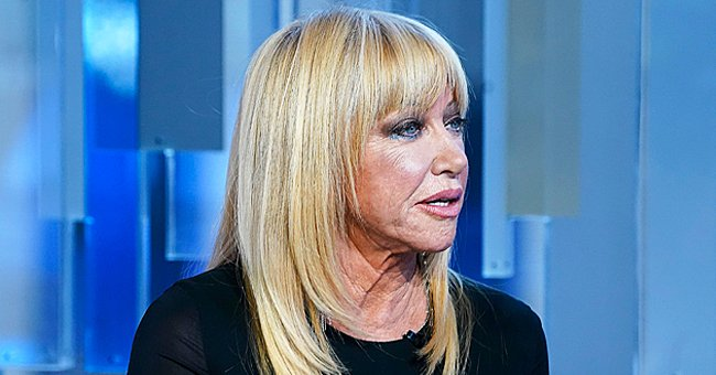 Suzanne Somers, 74, Offers More Details about the Home Intruder That Interrupted Her Livestream
