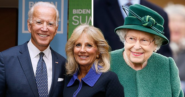 Twitter Users Predict What the Queen's Meeting with Joe Biden and First Lady Jill Might Look Like