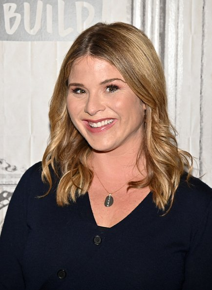 Jenna Bush Hager visits Build at Build Studio on April 08, 2019 in New York City | Photo: Getty Images