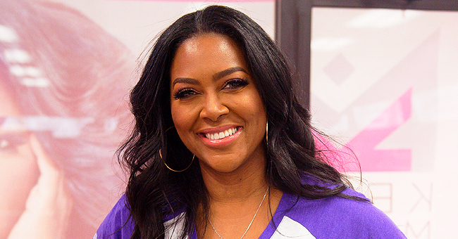 RHOA Star Kenya Moore Shares Video of Baby Brooklyn's Swimming Lesson with Dad Marc Daly