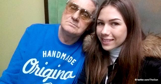 """""""Er braucht kein Viagra"""", 21-jährige Frau spricht mit 74-jährigem Verlobten über ihr Intimleben"""