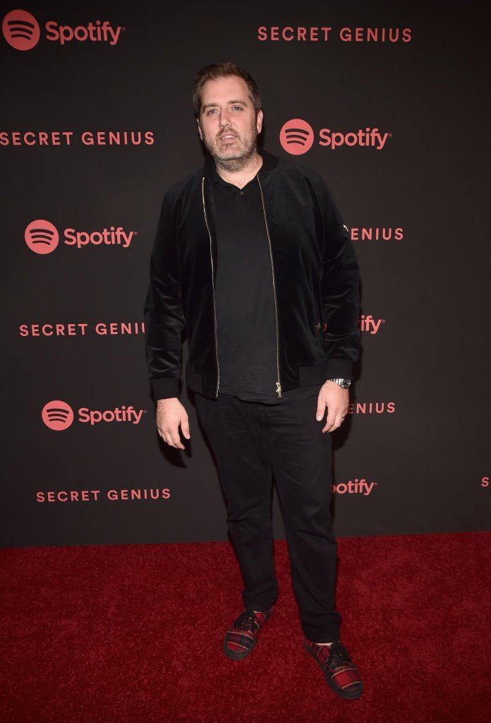 Busbee attends Spotify's Secret Genius Awards. | Source: Getty Images