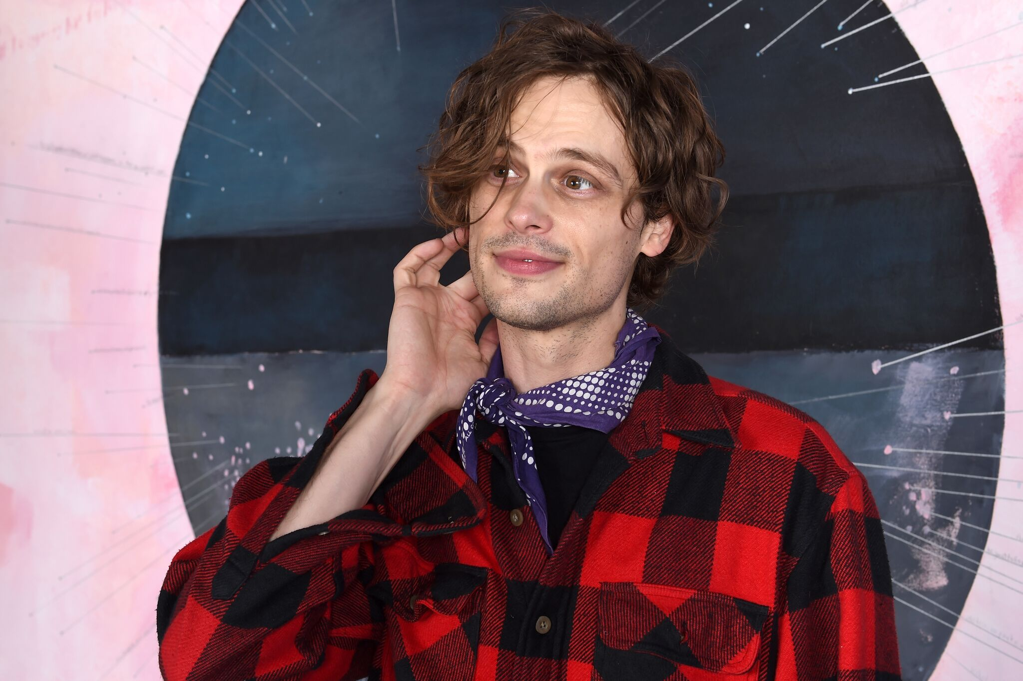 Matthew Gray Gubler attends the SAG Indie Brunch | Getty Images