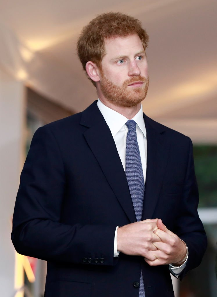 Le prince Harry. ǀ Source : Getty Images