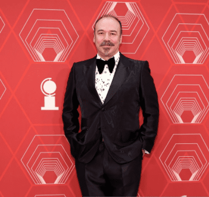 Danny Burstein attends the 74th Annual Tony Awards at Winter Garden Theater on September 26, 2021 in New York City.    Source: Getty Images
