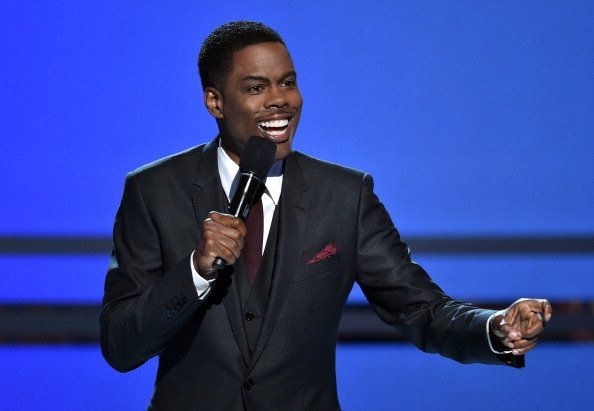 Chris Rock at Nokia Theatre L.A. LIVE on June 29, 2014 in Los Angeles, California. | Photo: Getty Images