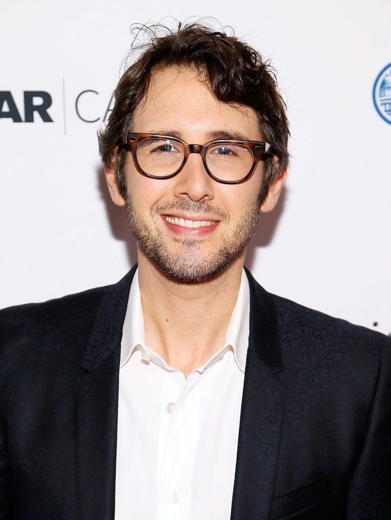 Josh Groban at Mickey's 90th Spectacular at The Shrine Auditorium. | Source: Getty Images