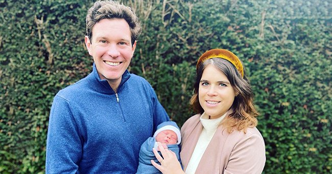 Here Is the Meaning behind Princess Eugenie's Son's Name, Which Is a Sweet Family Tribute