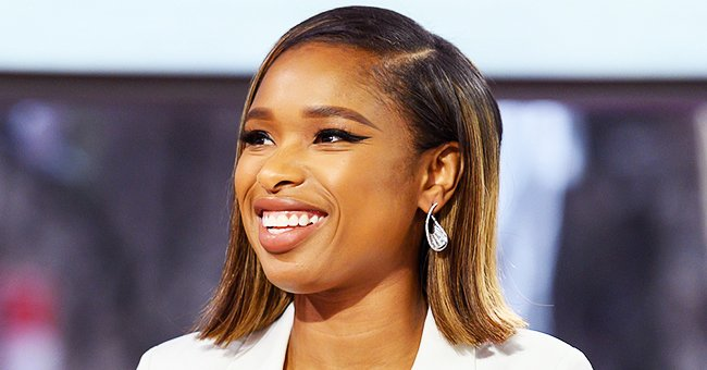 Jennifer Hudson Posts Throwback Picture and Greets Late Grandfather on Father's Day