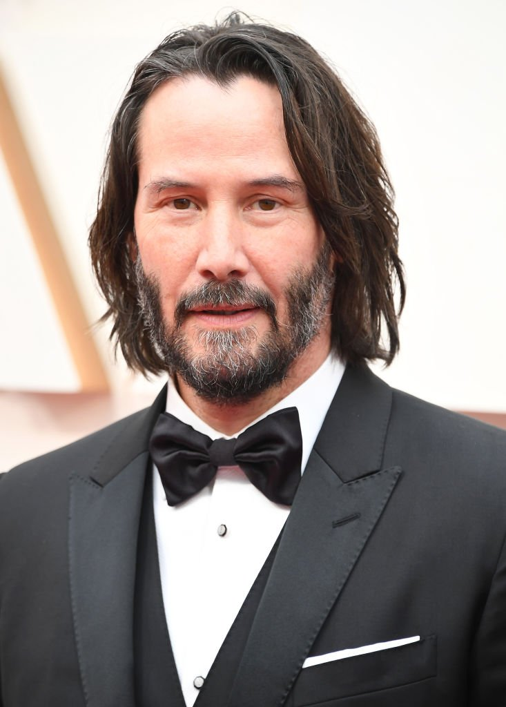 Keanu Reeves arrives at the 92nd Annual Academy Awards at Hollywood and Highland on February 09, 2020. | Photo: Getty Images