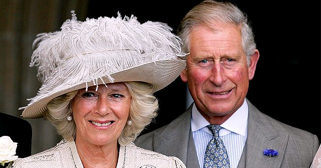 Prince Charles and Camilla Make First Public Appearance since COVID-19 Lockdown
