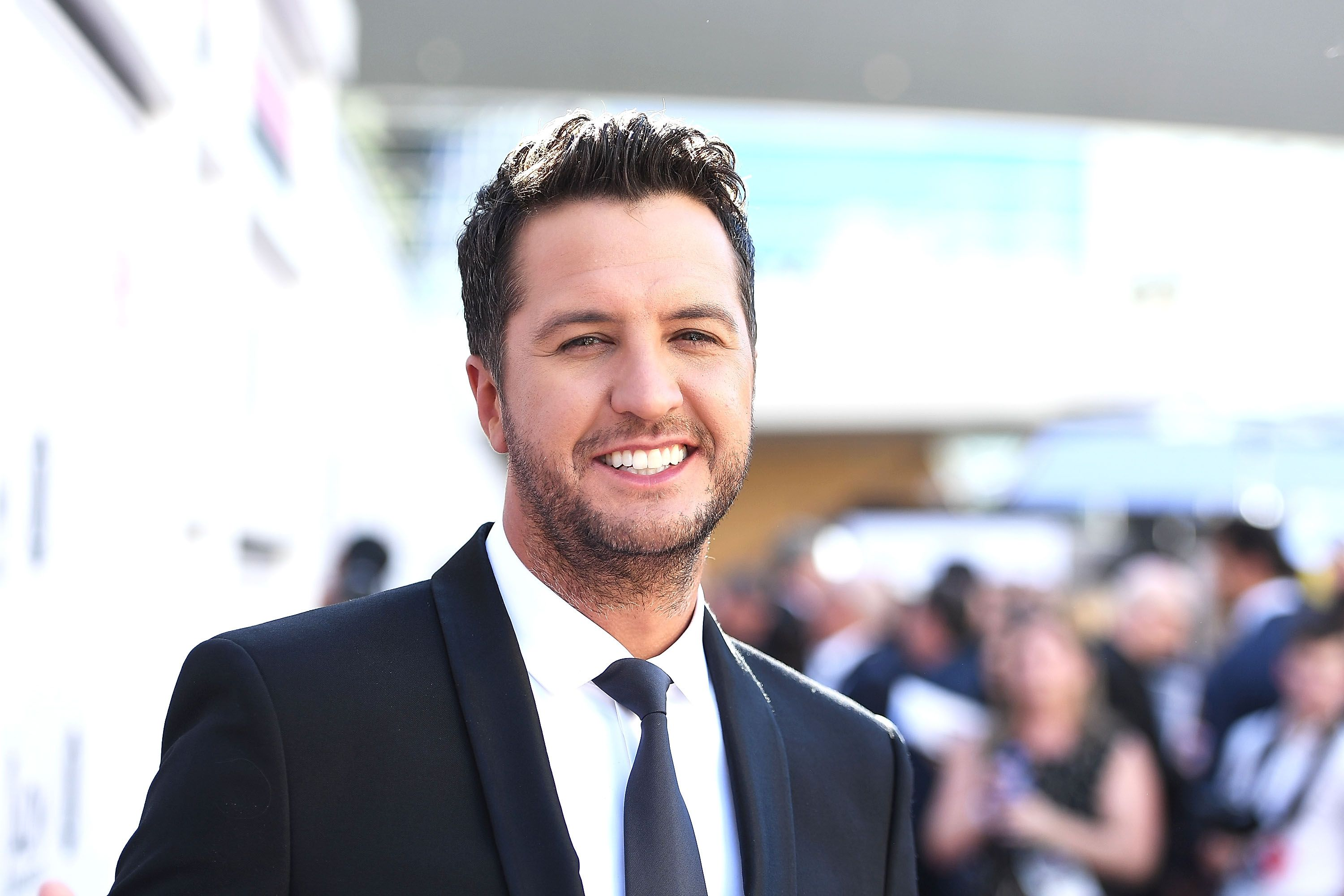 Luke Bryan at the 52nd Academy Of Country Music Awards at T-Mobile Arena on April 2, 2017 | Photo: Getty Images