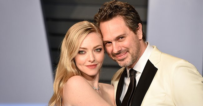 Here's How Amanda Seyfried & Husband Thomas Sadoski Announced the Birth of Their 2nd Baby