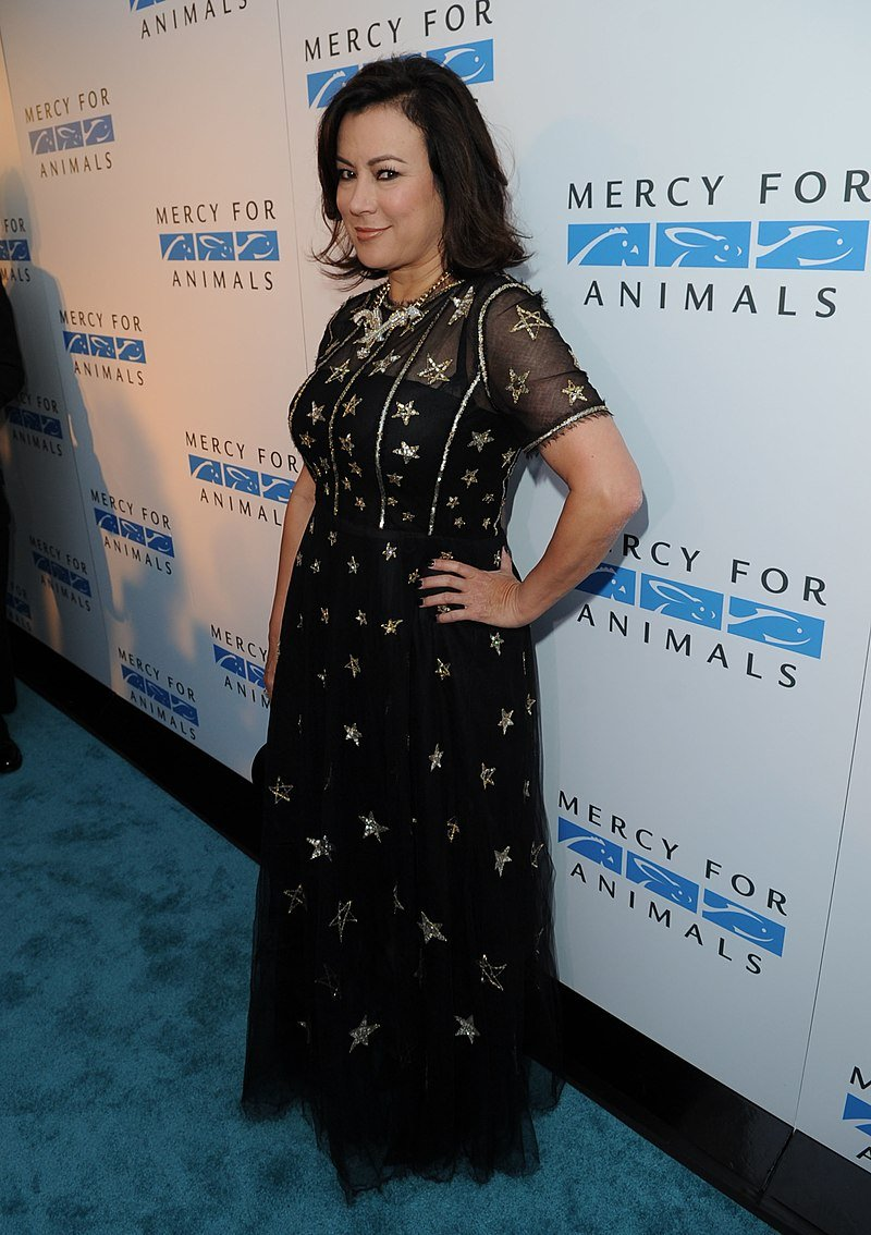 Mercy For Animals charity event with Jennifer Tilly. | Source: Wikimedia Commons